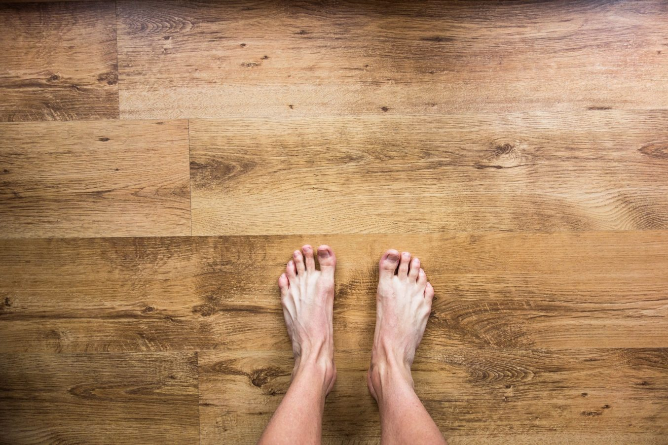Keep Warm with Radiant Floor Heating This Winter
