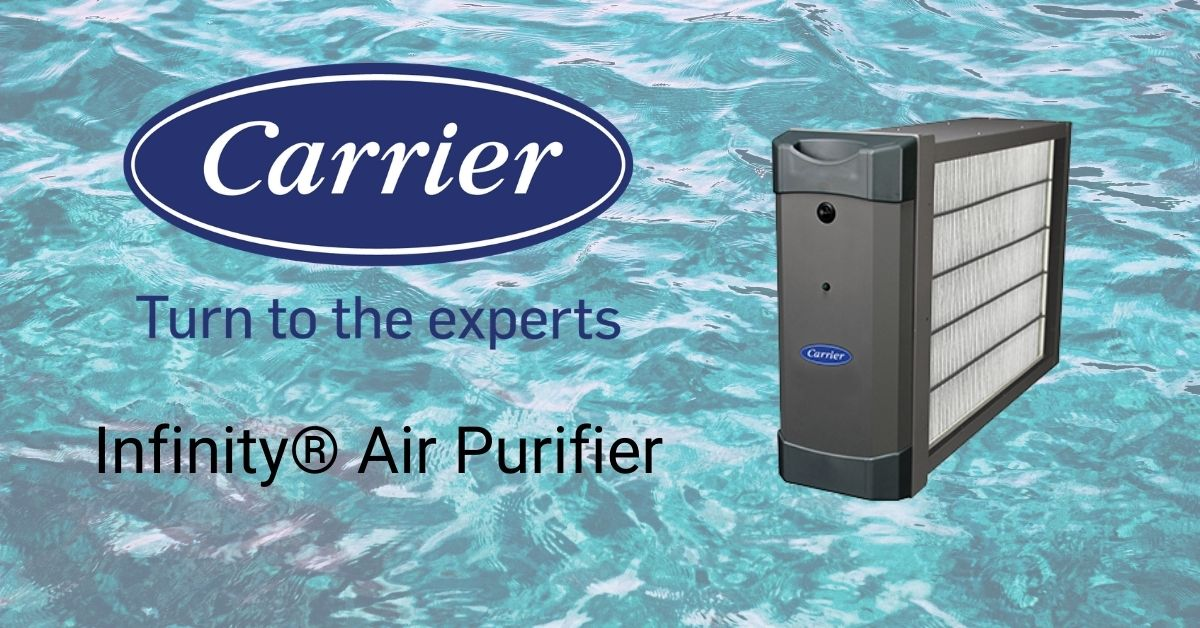 Carrier's Infinity® Air Purifier